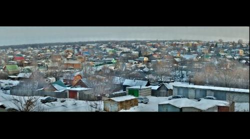 Russia, Cheboksary, South Village