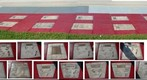 Daytona 500 Speedway Racing Champions - Footprints and Handprints on the Ground
