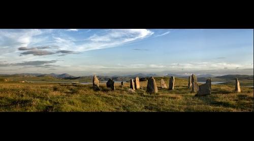Callanish III Sacred Landscape