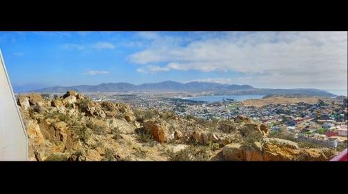 Playa Herradura vista desde Cruz del tercer Millenio