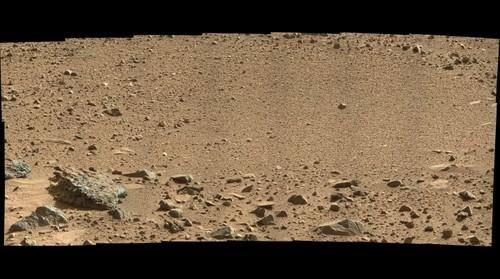 Sol 0513 7x3 panorama in Gale Crater Mars
