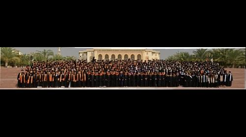 American University of Sharjah - Class of Fall 2013
