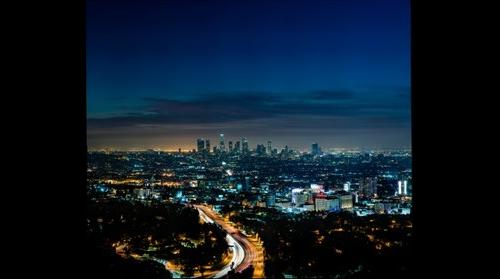 Los Angeles Wakes Up (CREATiVENESS Picture of the Week 04, 2014)