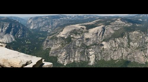 Half Dome Summit, Yosemite Valley, xRes Studio