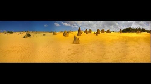 Pinnacle sands