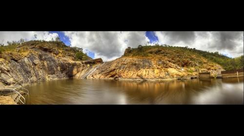 Serpentine Falls, Western Australia