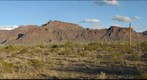 Ajo Mountains, Sunset