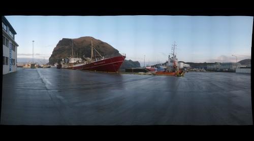 Vestmannaeyjar Harbor