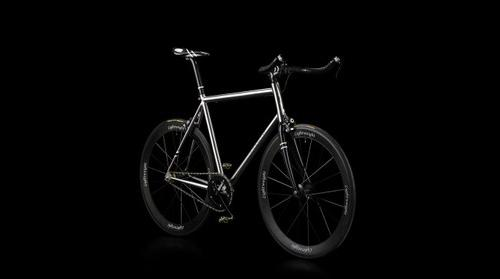 Passoni Custom Single Speed Bicycle