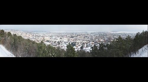 Szekszárd télen