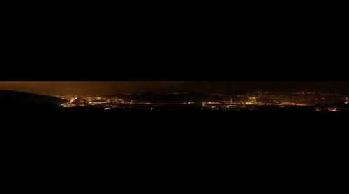 Stuttgart / Esslingen by Night (Germany)