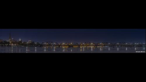 Night City Fredericton by Matthew Gorveatte