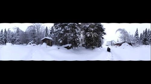 Cold SNOW!