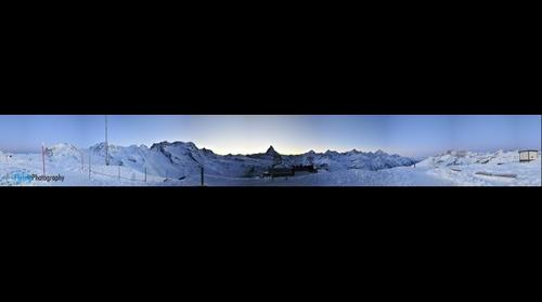 360° Panorama Gornergrat