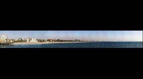 Santa Monica - Venice Beach - Marina Del Rey