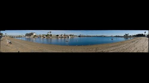 20090111 Long Beach Pano 1