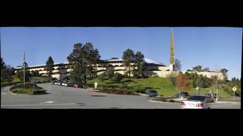 Marin County Civic Center Eastside