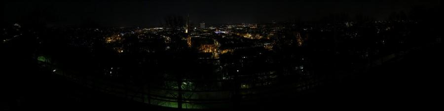 Bielefeld by night