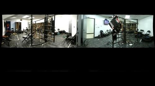 Sacramento PBR Locker Room