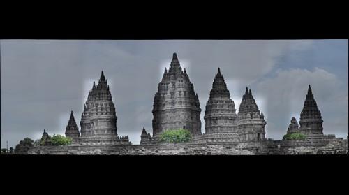 Prambanan Tempel Jogyakarta Indonesia