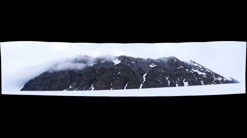 Belemnite Point, Alexander Island, Antarctica