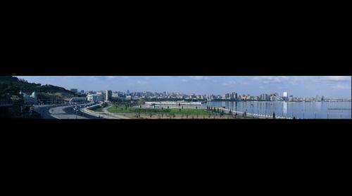 Baku panorama