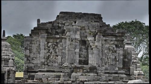 Prambanan temple Jogya Java Indonesia