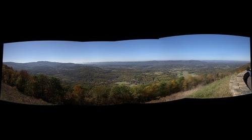 Spitlers Overlook, Shenandoah National Park