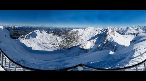 Nebelhorn Richtung Norden
