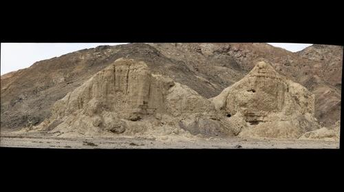 Clay castles - Hoarib River (1)