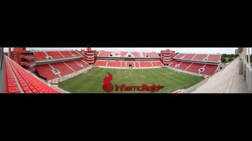 Estadio Libertadores de América - InfiernoRojo.com