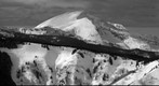 Mount Sopris Black and White