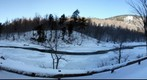 Frozen Creek - Outside Lake Placid