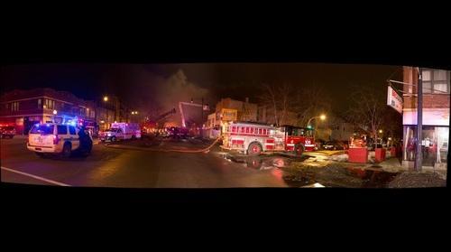 2-11 Fire 2905 Irving park