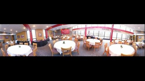 whereRU: Rutgers Inn and Conference Center Dining Room