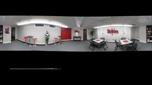 whereRU: Rutgers Inn and Conference Center Game Room