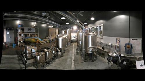 Blue Skye Brewery and Eats - Downtown Salina KS