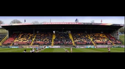 Bradford Bulls v Huddersfield Giants