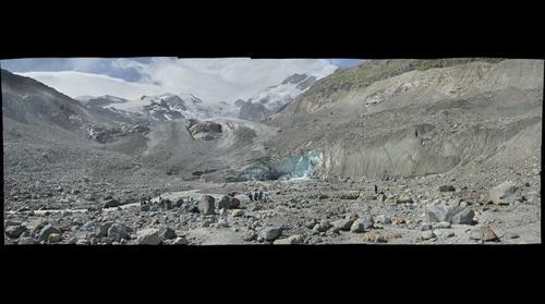 Lower Morteratsch Glacier 1