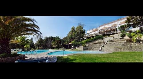 Panorâmica - Hotel Fonte Santa - Termas de Monfortinho