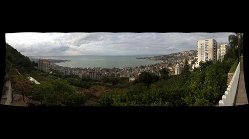 Jounieh Bay, Lebanon