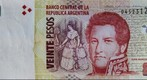 Twenty Pesos Note
