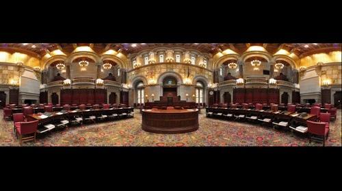 Senate Chambers, State of New York