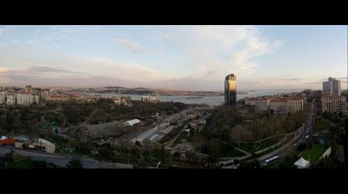 View over Bosphorus, Istanbul, Turkey