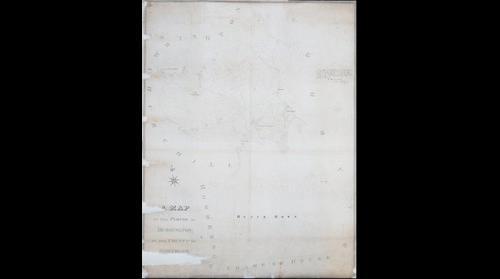 1838 Burrington Tithe Map