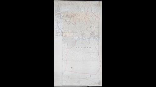 1885 Burrington OS Map