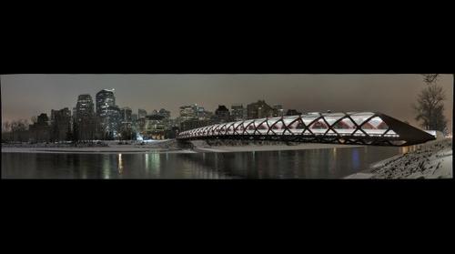Earth Hour 2014 Calgary