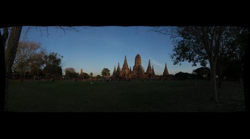 What Chaiwatthanara, Ayutthaya, Thailand
