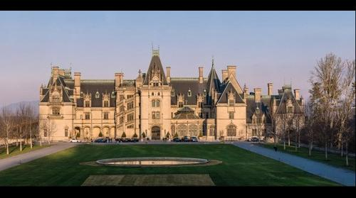 Biltmore Estate in 206 megapixels