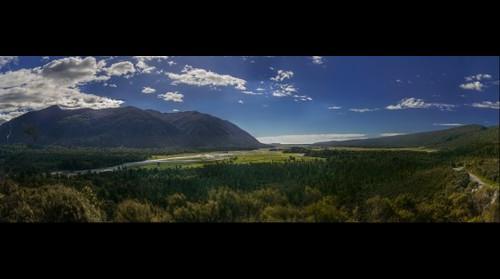 Martyr Sattle - Jackson Bay - New Zealand